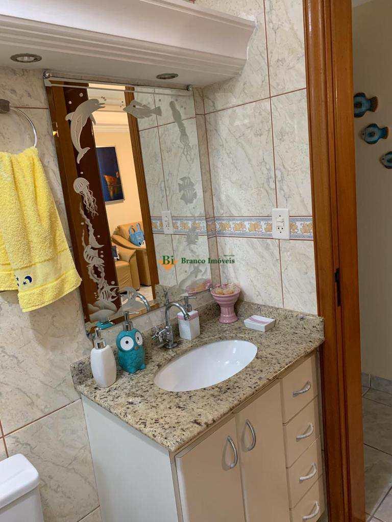Apartamento com 2 dorms, Caiçara, Praia Grande - R$ 330 mil, Cod: 793