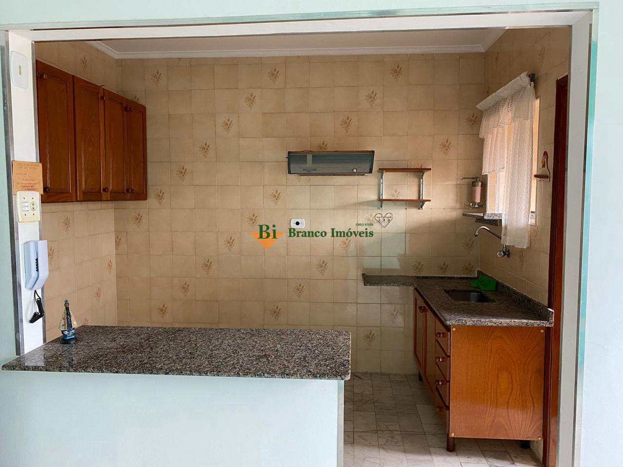 Apartamento com 2 dorms, Caiçara, Praia Grande - R$ 210 mil, Cod: 800