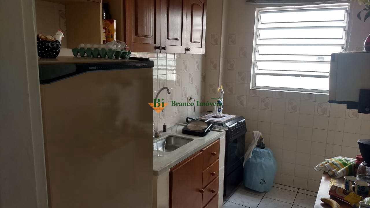 Apartamento com 2 dorms, Caiçara, Praia Grande - R$ 190 mil, Cod: 802