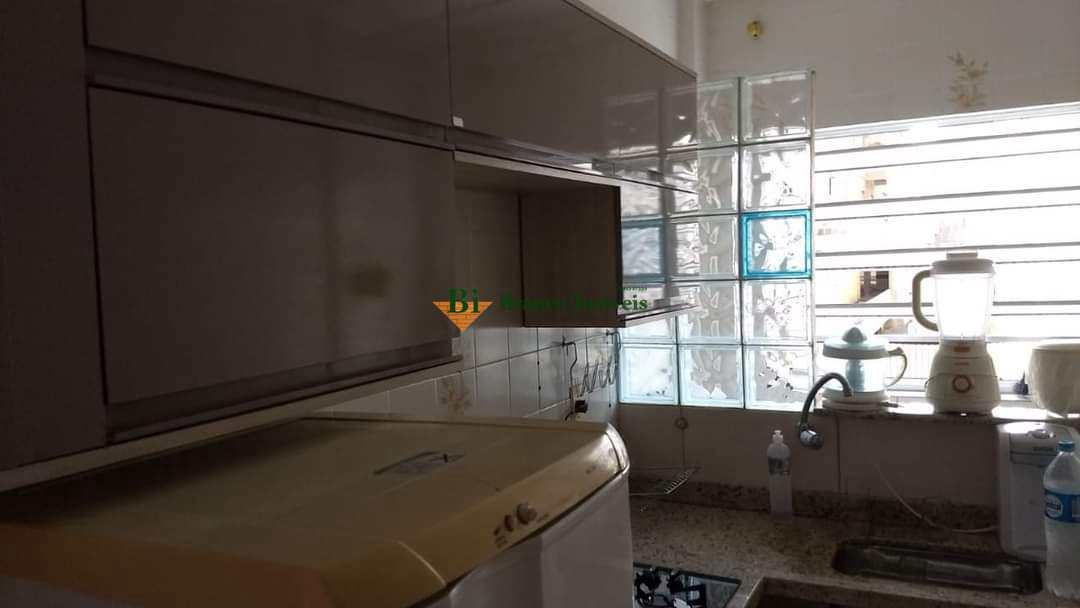 Apartamento com 1 dorm, Caiçara, Praia Grande - R$ 150 mil, Cod: 804
