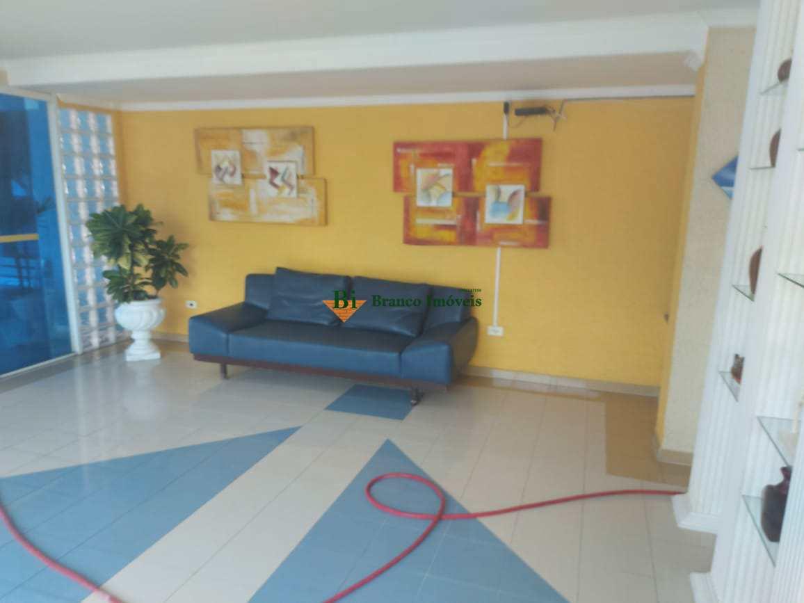 Apartamento com 2 dorms, Caiçara, Praia Grande - R$ 375 mil, Cod: 810