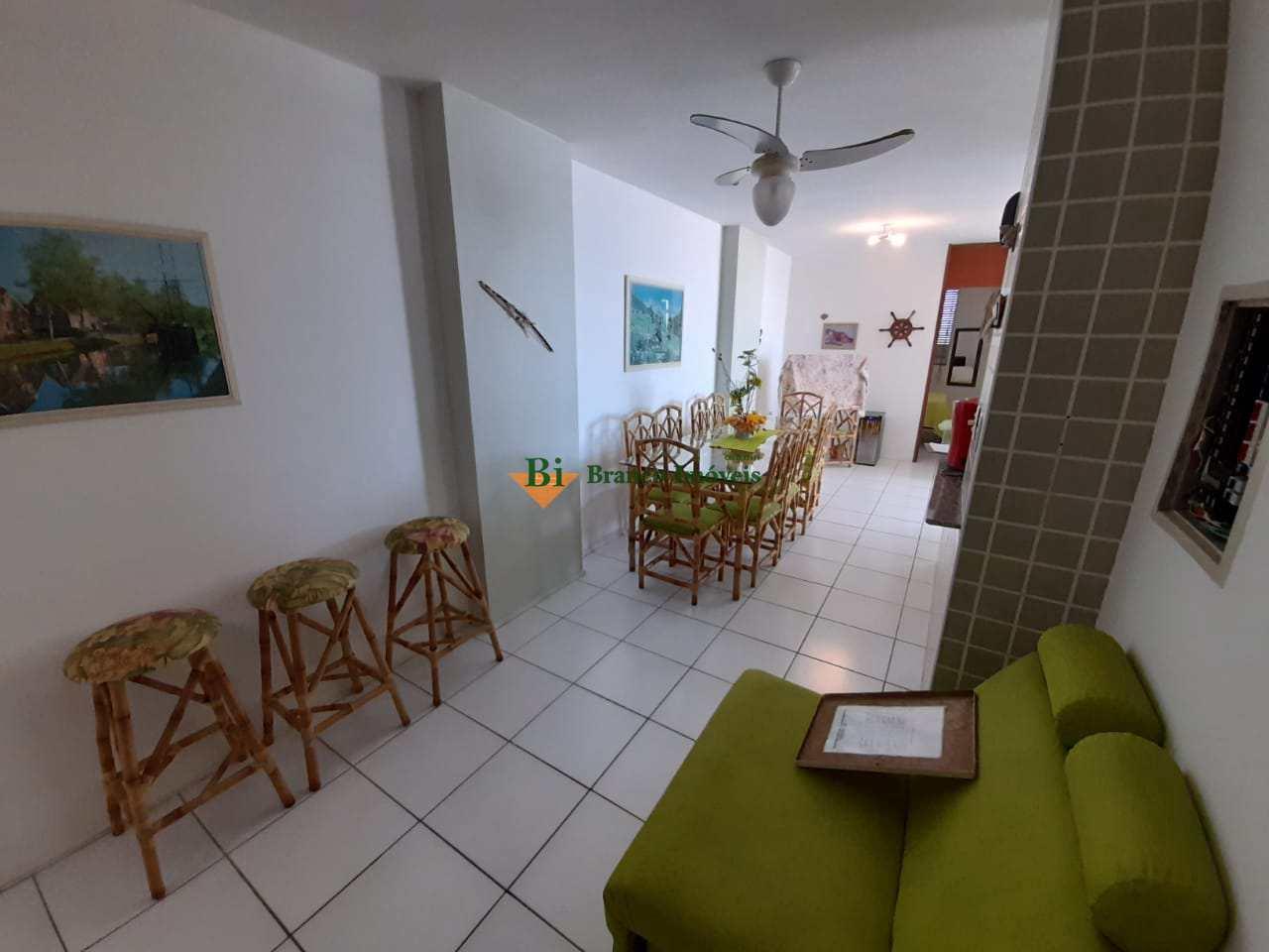 Apartamento com 3 dorms, Caiçara, Praia Grande - R$ 450 mil, Cod: 812