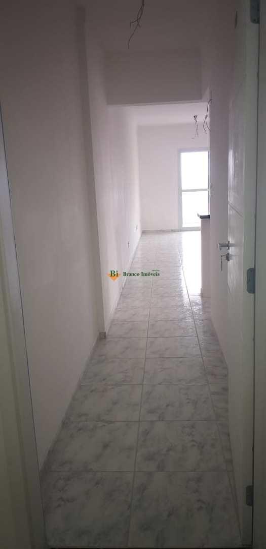 Apartamento com 2 dorms, Caiçara, Praia Grande - R$ 280 mil, Cod: 816