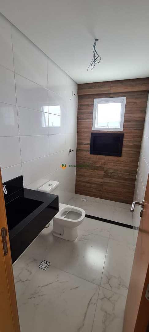 Cobertura com 2 dorms, Caiçara, Praia Grande - R$ 620 mil, Cod: 830