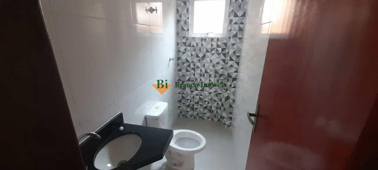 Casa de Condomínio com 2 dorms, Maracanã, Praia Grande - R$ 209 mil, Cod: 844