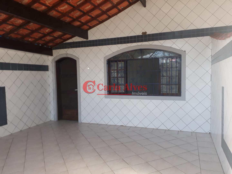 Casa de 2 dorms, Caiçara, Praia Grande - R$280 mil