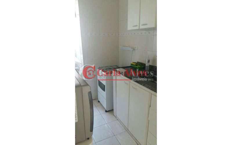 Apartamento com 1 dorm, Centro, São Vicente - R$ 180 mil, Cod: 43