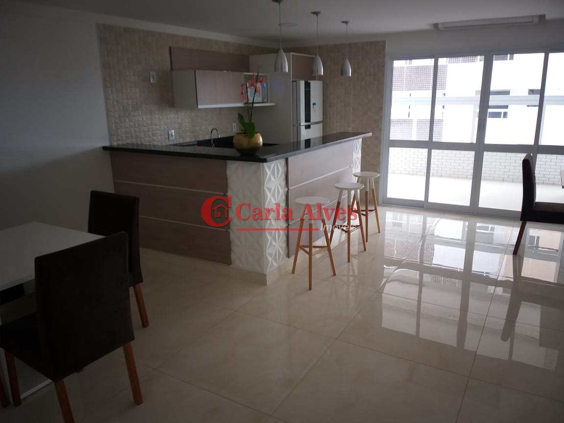 Apartamento com 2 dorms, Guilhermina, Praia Grande - R$ 335 mil, Cod: 47