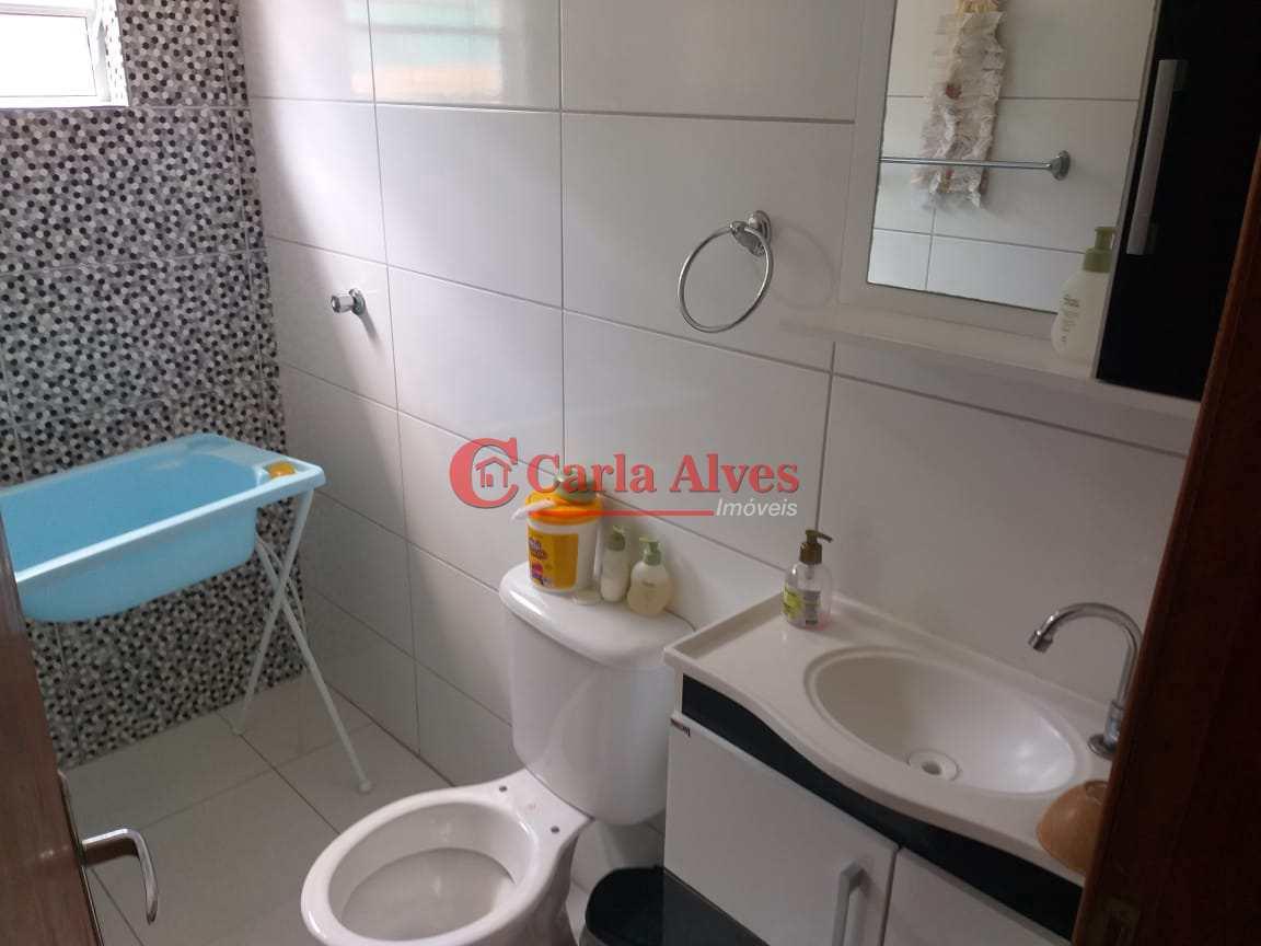 Casa com 2 dorms, Suíte e Churrasqueira - Melvi - Praia Grande