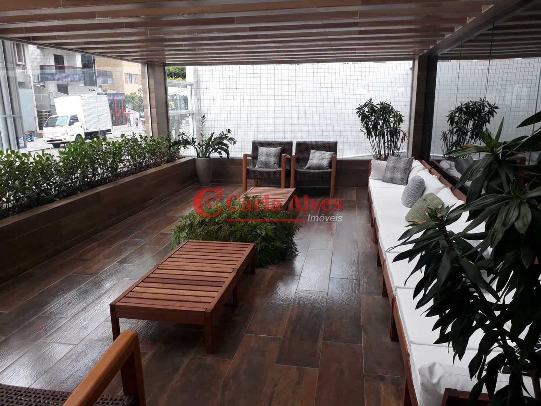 Apartamento com 3 dorms, Guilhermina, Praia Grande - R$ 830 mil, Cod: 79
