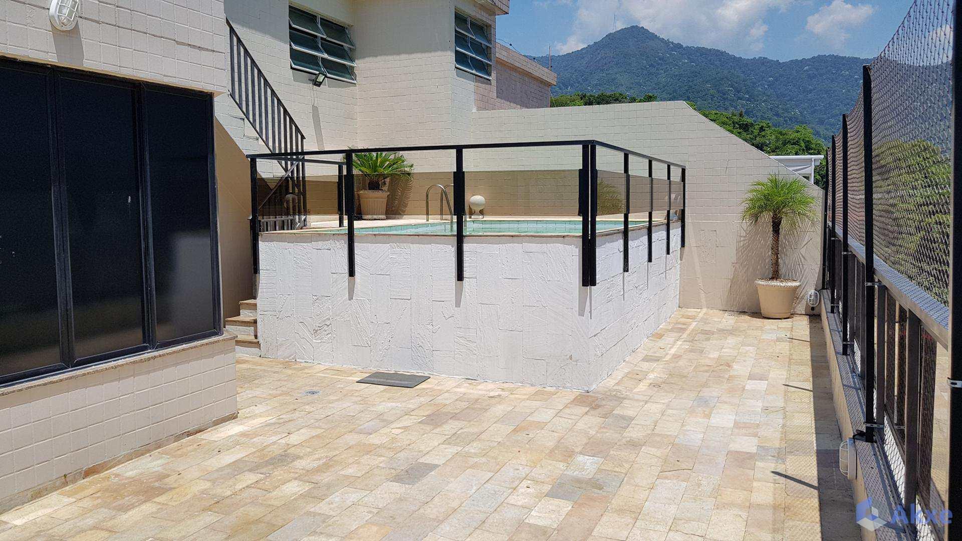 Cobertura com 4 quartos, Leblon, Rio de Janeiro, triplex, 279m