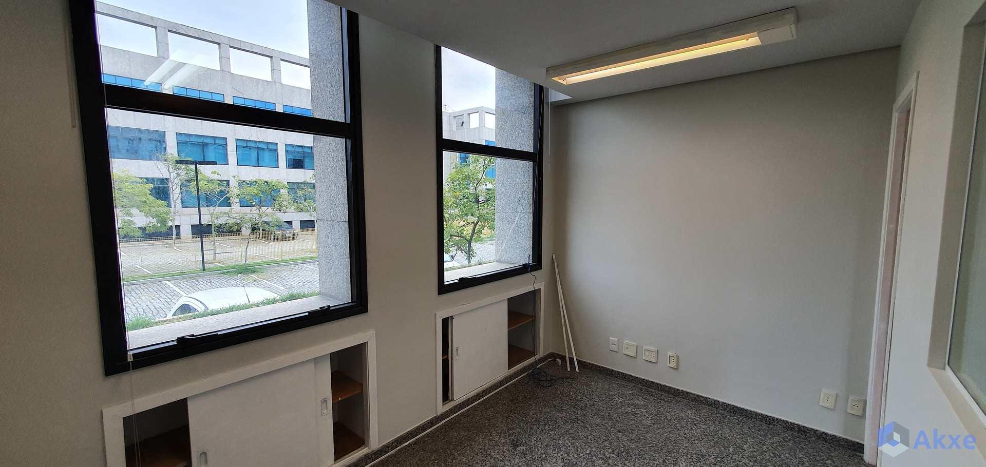Sala de 44m², 1 vaga, Edifício Barra trade - Barra da Tijuca