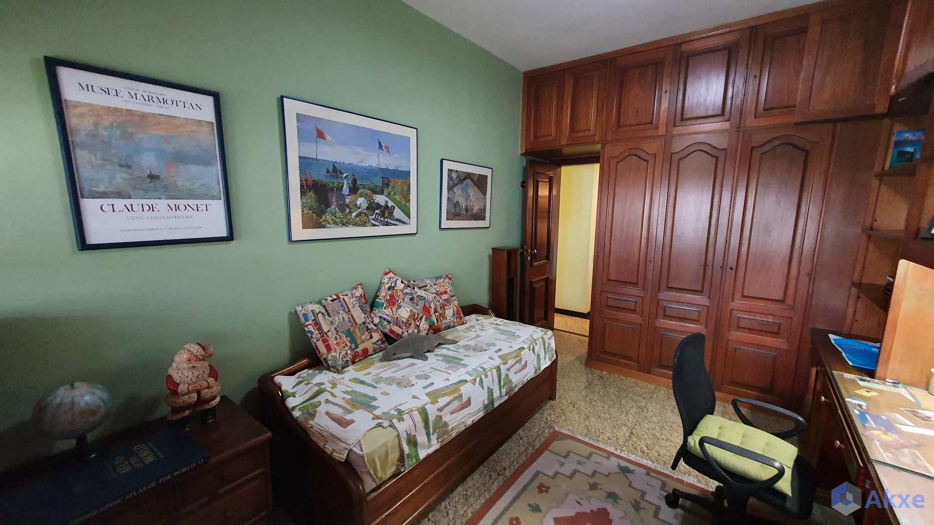4 quartos na Barra da Tijuca Cond. Atlântico Sul - R$ 2.7 mi