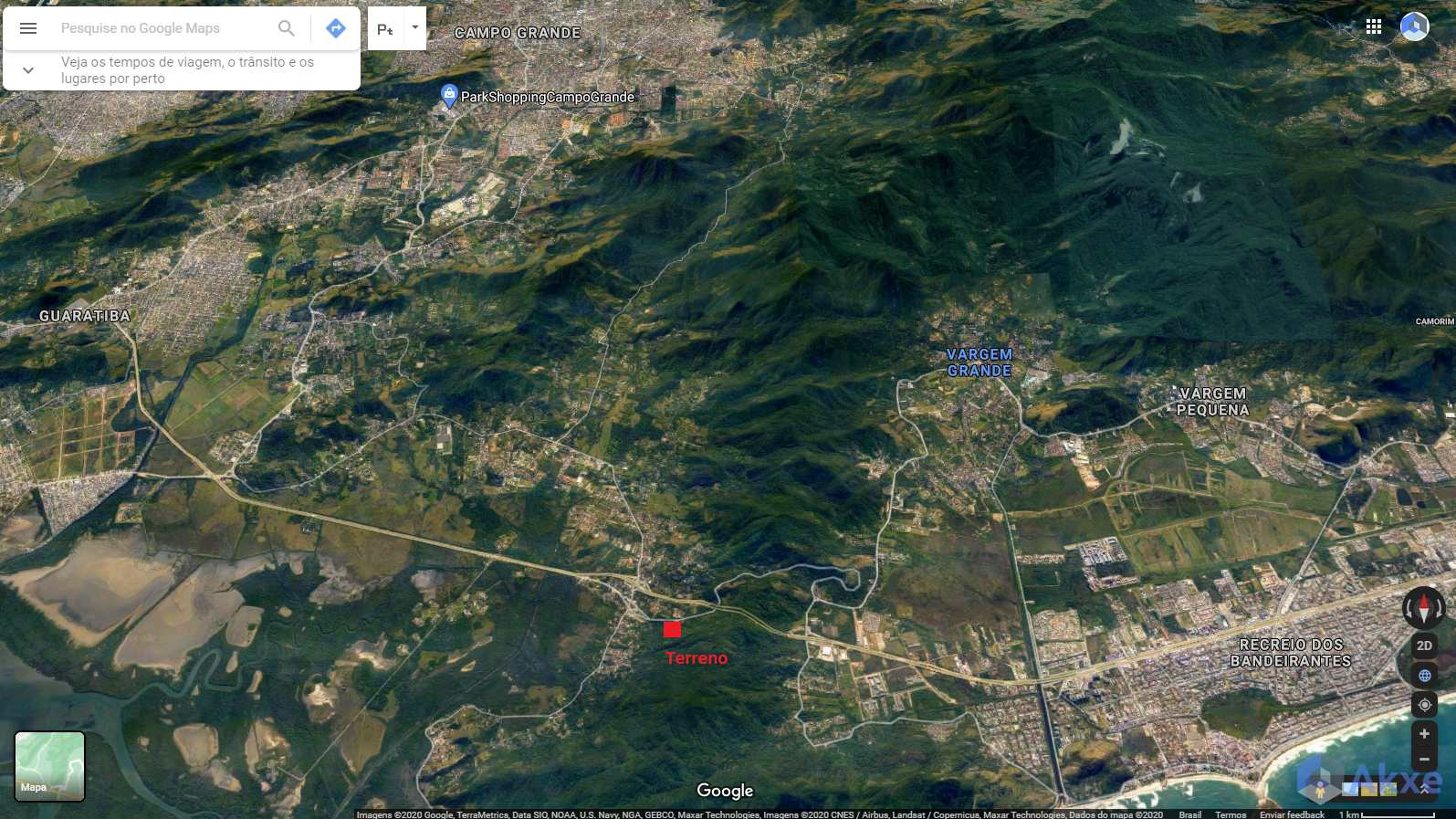 Terreno, Barra de Guaratiba, Rio de Janeiro - R$ 3 mi, Cod: 73