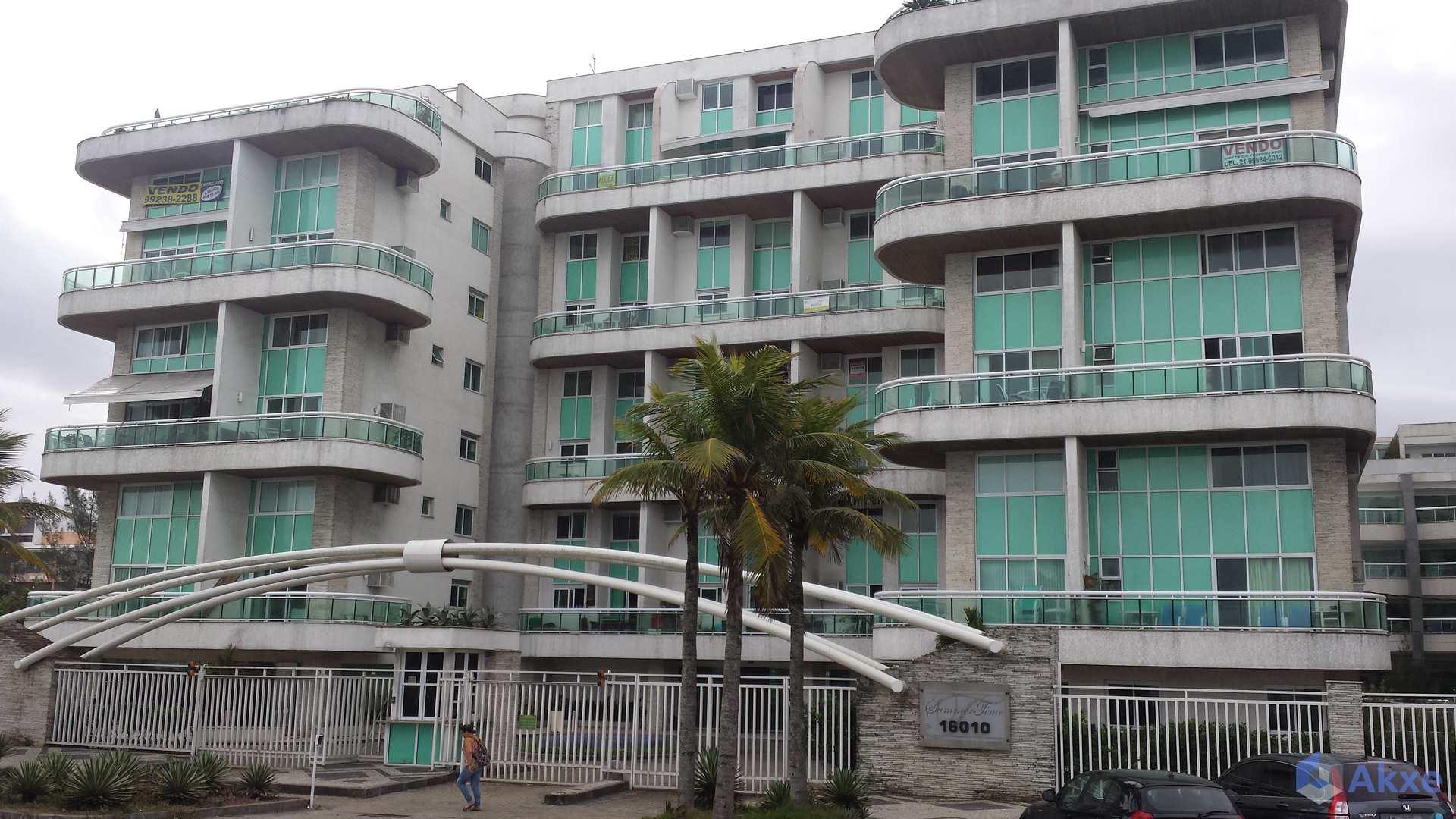 Apartamento com 1 dorm, Recreio dos Bandeirantes, Rio de Janeiro, Cod: 75