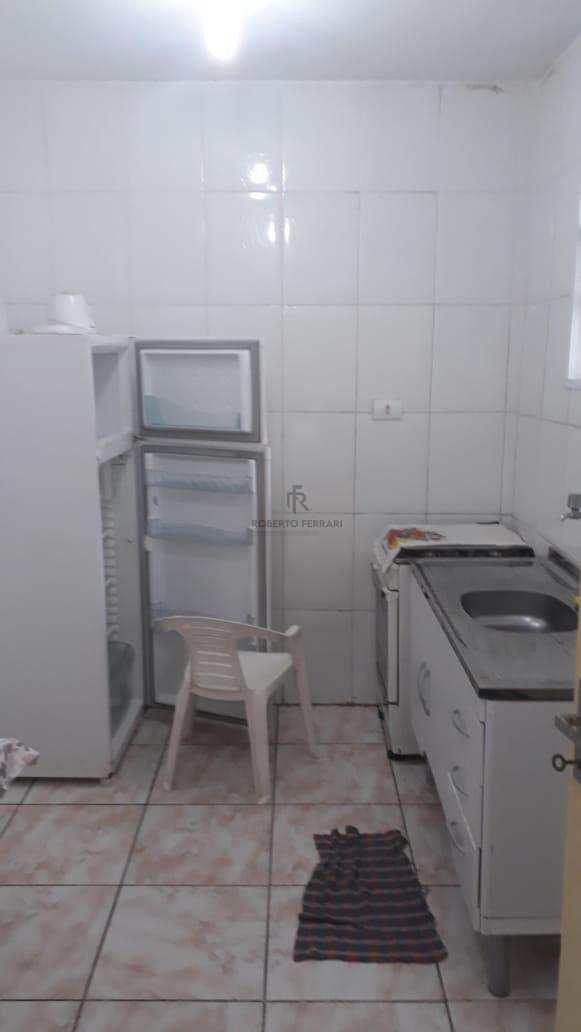Apartamento com 1 dorm, Caiçara, Praia Grande - R$ 138 mil, Cod: 136