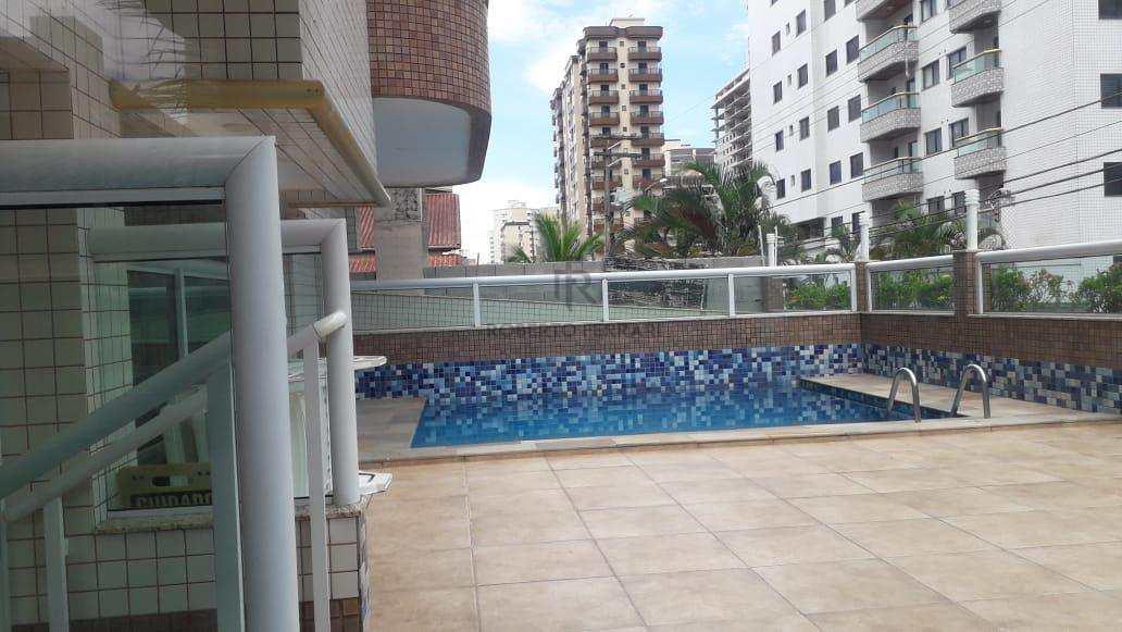 Apartamento com 1 dorm, Caiçara, Praia Grande, Cod: 146