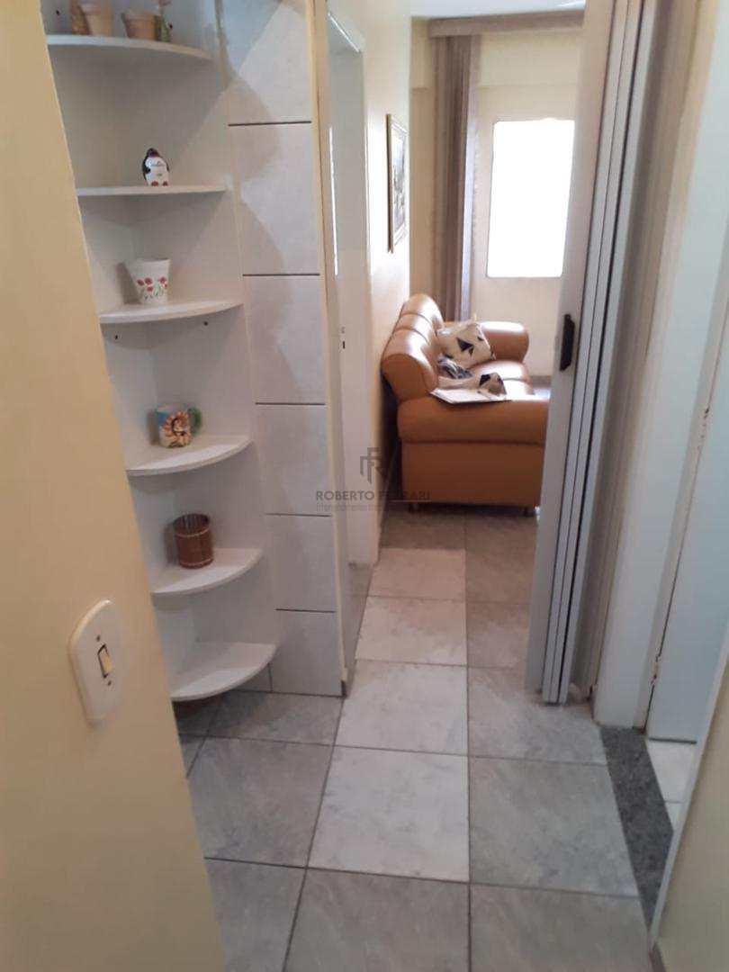 Apartamento com 1 dorm, Caiçara, Praia Grande - R$ 150 mil, Cod: 149