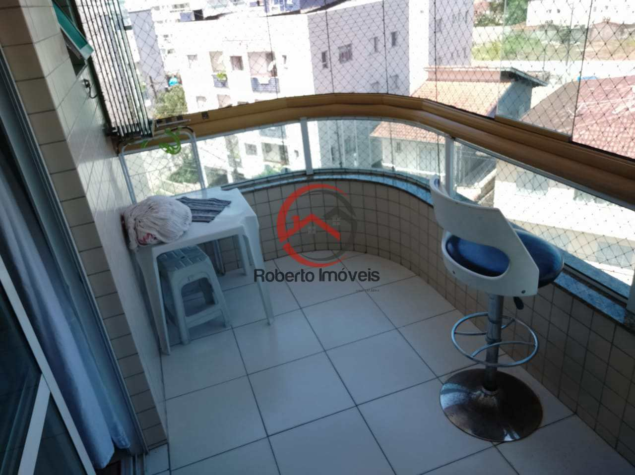 Apartamento com 2 dorms, Caiçara, Praia Grande, Cod: 154