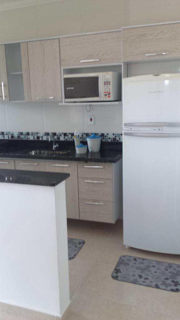 Apartamento com 2 dorms, Caiçara, Praia Grande, Cod: 157