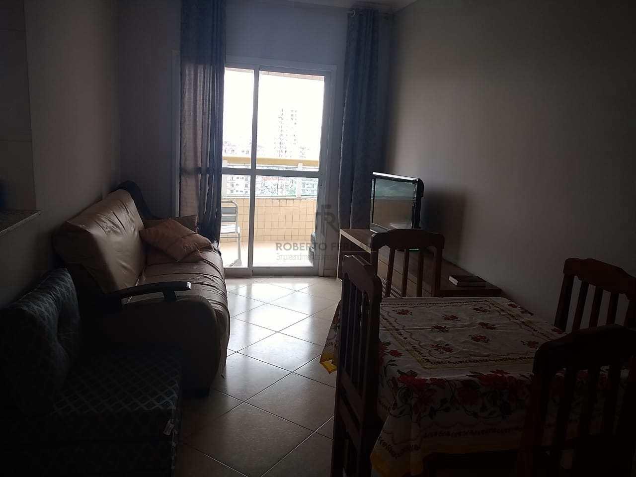 Apartamento com 1 dorm, Caiçara, Praia Grande, Cod: 167