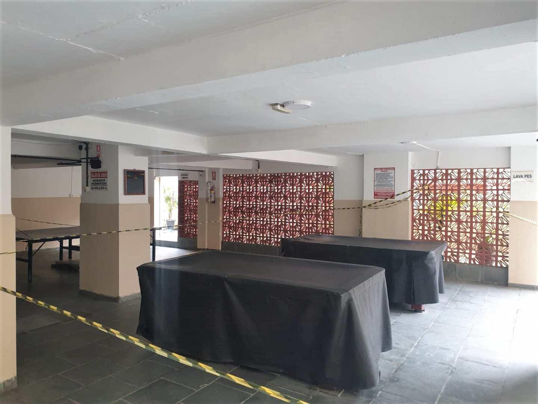 Apartamento com 2 dorms, Caiçara, Praia Grande - R$ 250 mil, Cod: 196