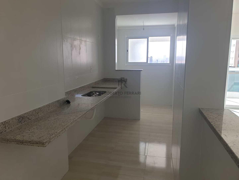 Apartamento com 2 dorms, Caiçara, Praia Grande - R$ 495 mil, Cod: 203