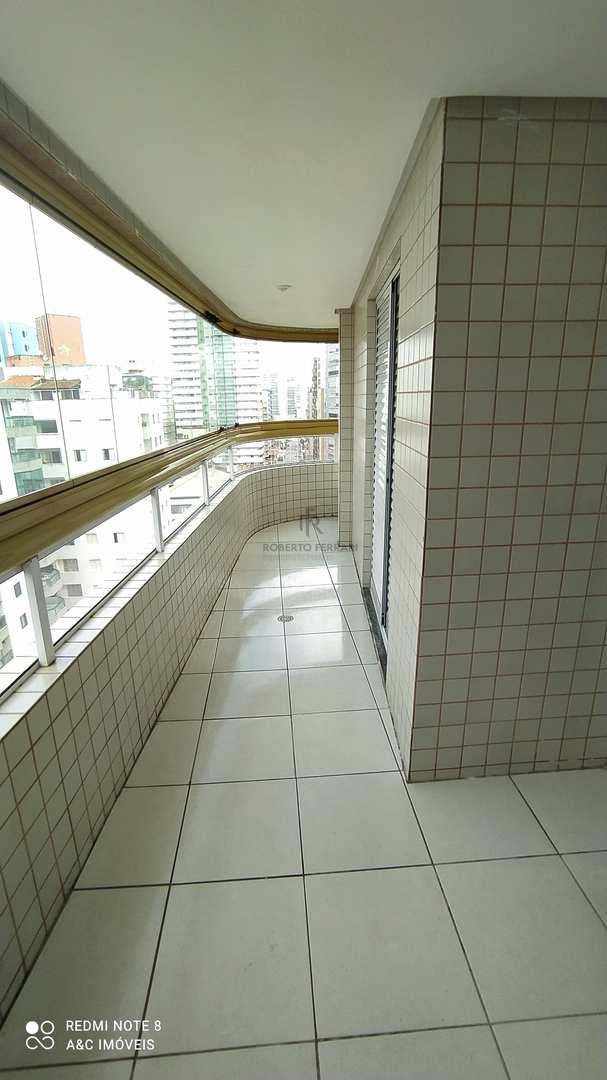 Apartamento com 2 dorms, Tupi, Praia Grande - R$ 340 mil, Cod: 204