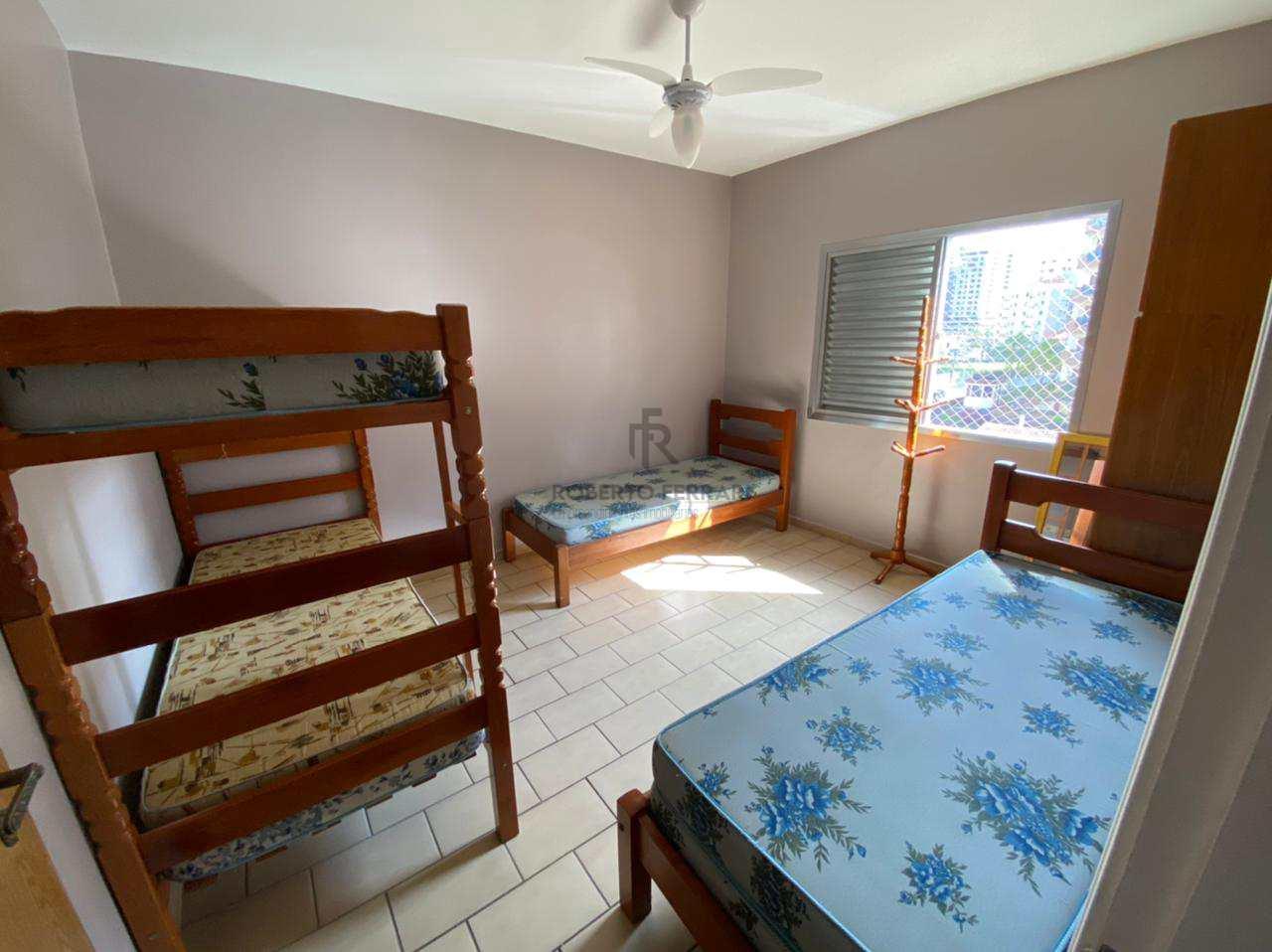 Apartamento com 1 dorm, Caiçara, Praia Grande - R$ 160 mil, Cod: 207