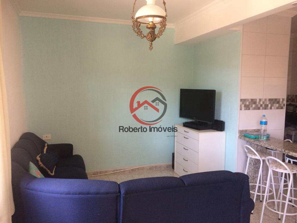 Apartamento com 1 dorm, Boqueirão, Praia Grande - R$ 160 mil, Cod: 209