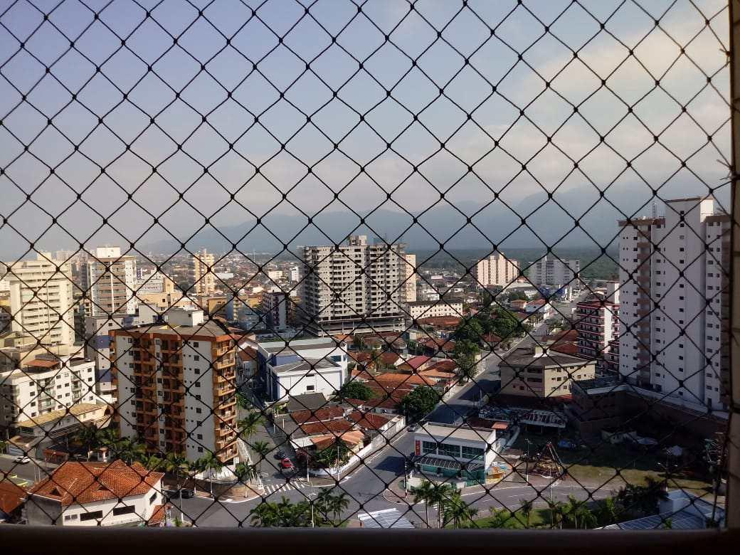 Apartamento com 2 dorms, Caiçara, Praia Grande - R$ 215 mil, Cod: 245