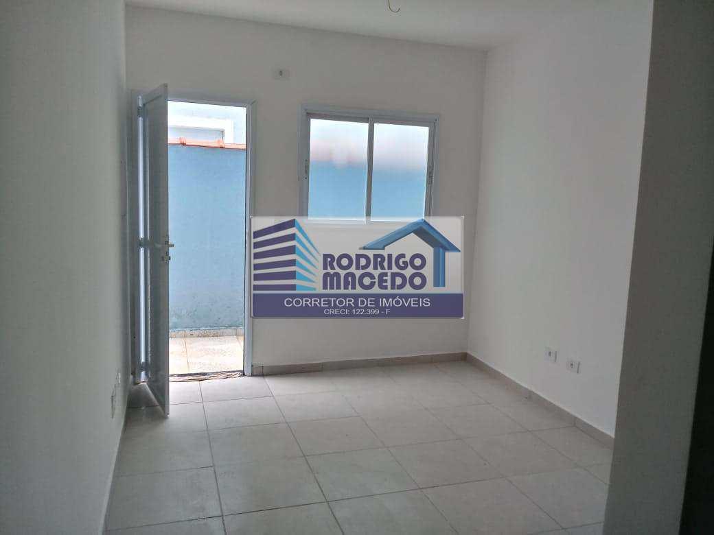 Sobrado de Condomínio com 2 dorms, Vila Antartica, Praia Grande - R$ 169.000,00, 55m² - Codigo: 1713