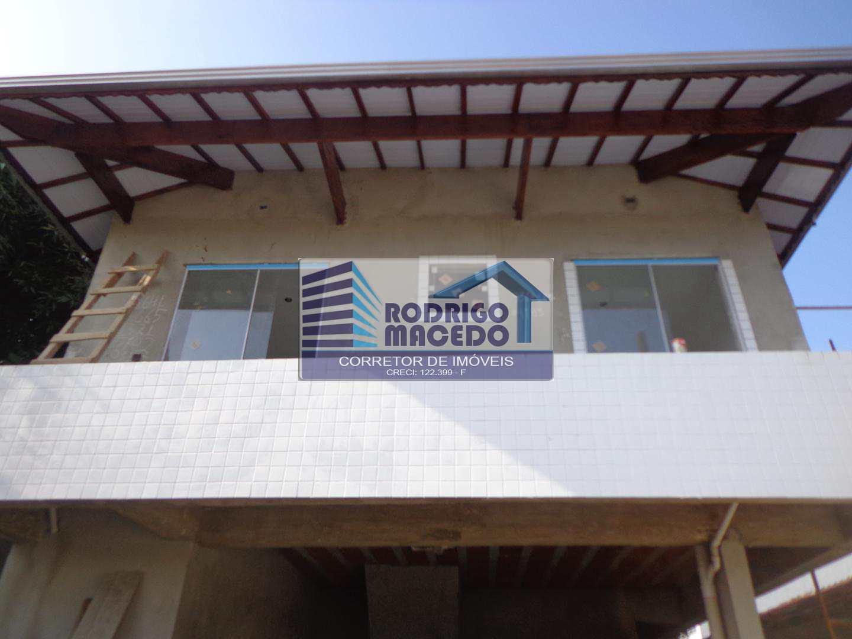Casa de Condomínio com 2 dorms, Mirim, Praia Grande - R$ 195 mil, Cod: 1717