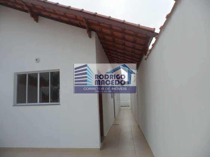 Casa com 2 dorms, Jardim Alice, Praia Grande - R$ 190.000,00, 65m² - Codigo: 1725