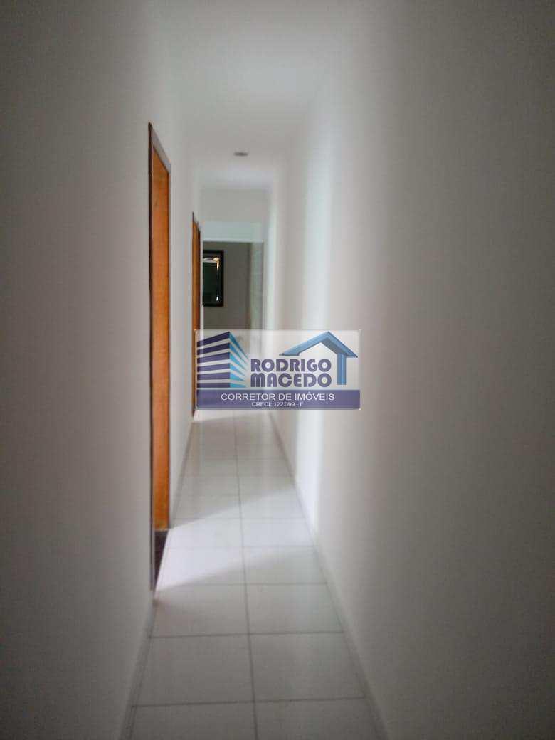 Casa com 3 dorms, Maracanã, Praia Grande - R$ 350 mil, Cod: 1727