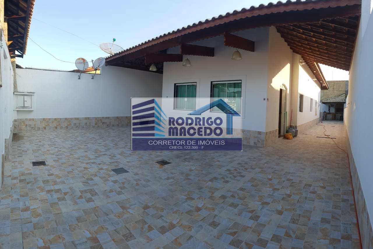 Casa com 3 dorms, Maracanã, Praia Grande - R$ 450 mil, Cod: 1748