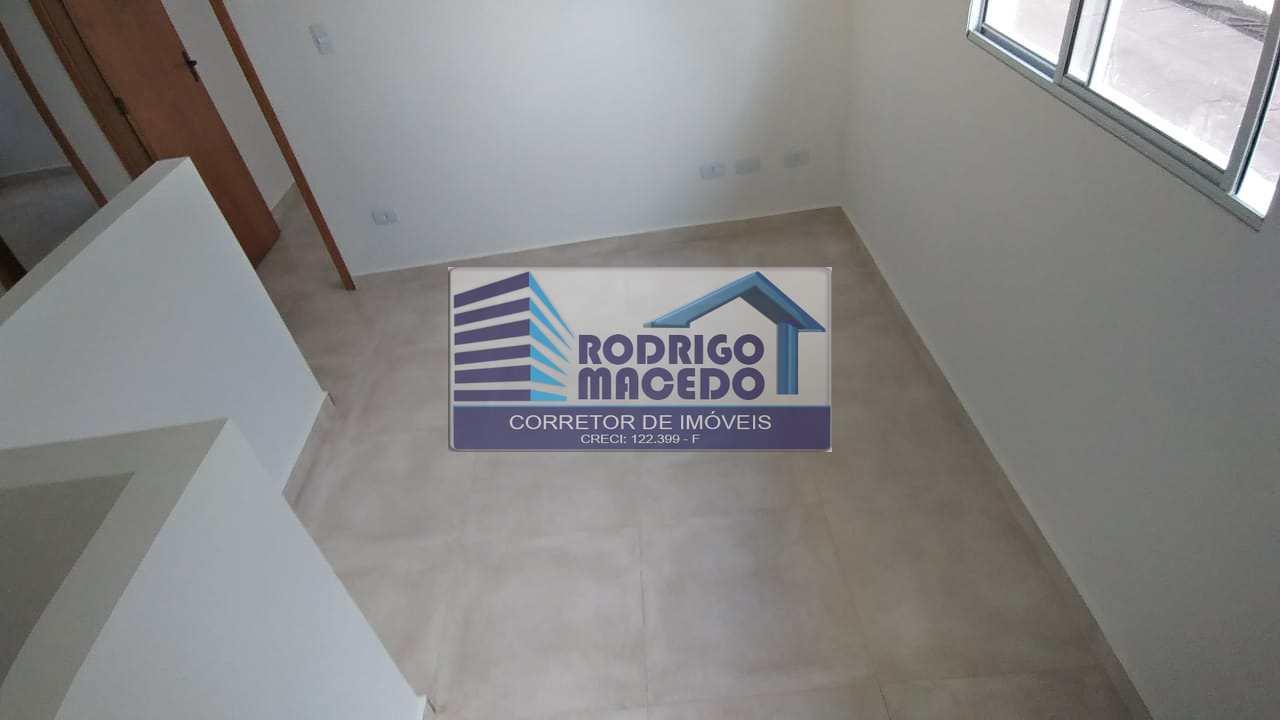 Casa de Condomínio com 2 dorms, Samambaia, Praia Grande - R$ 140 mil, Cod: 1753