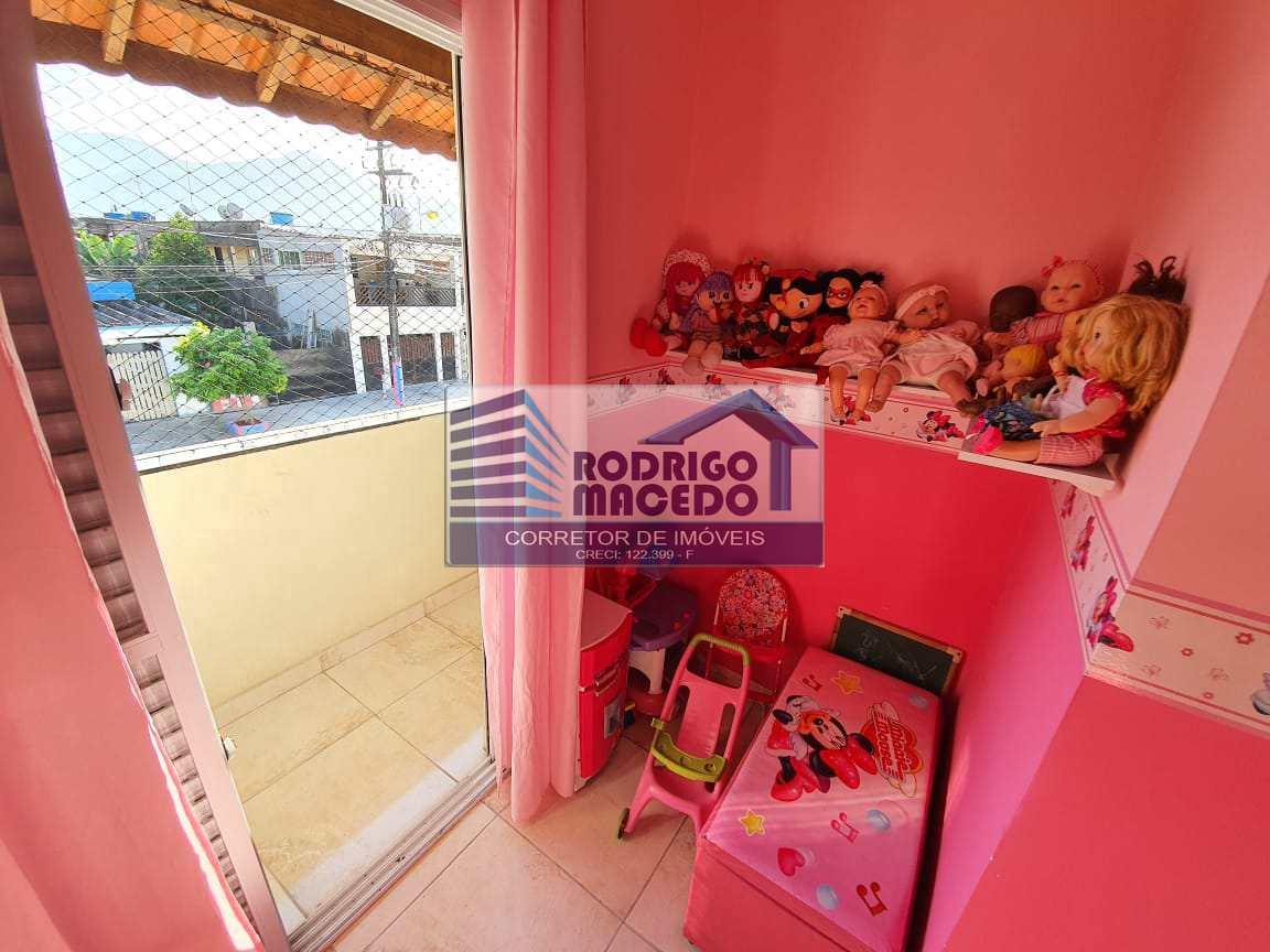 Casa com 2 dorms, Parque Continental, São Vicente - R$ 29.990