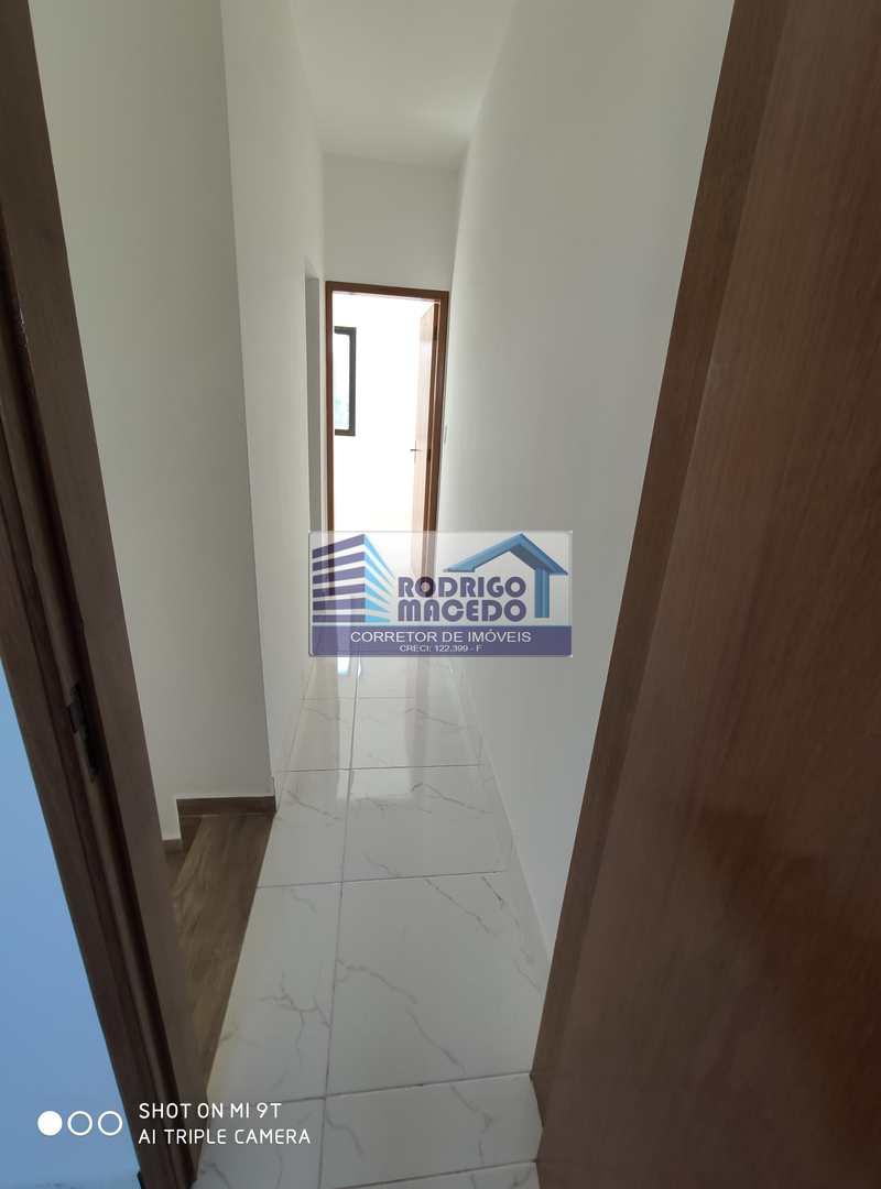 Sobrado de Condomínio com 2 dorms, Caiçara, Praia Grande - R$ 210 mil, Cod: 1768