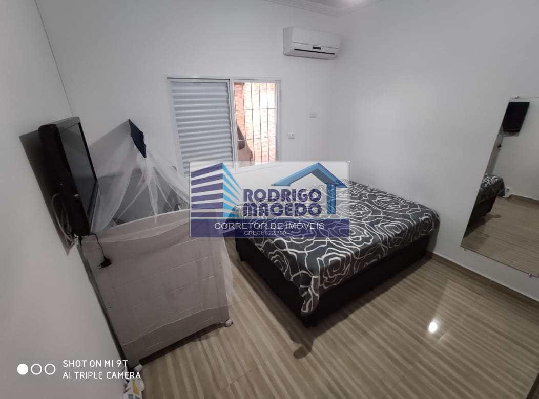 Casa com 2 dorms, Tude Bastos, Praia Grande - R$ 274 mil, Cod: 1769