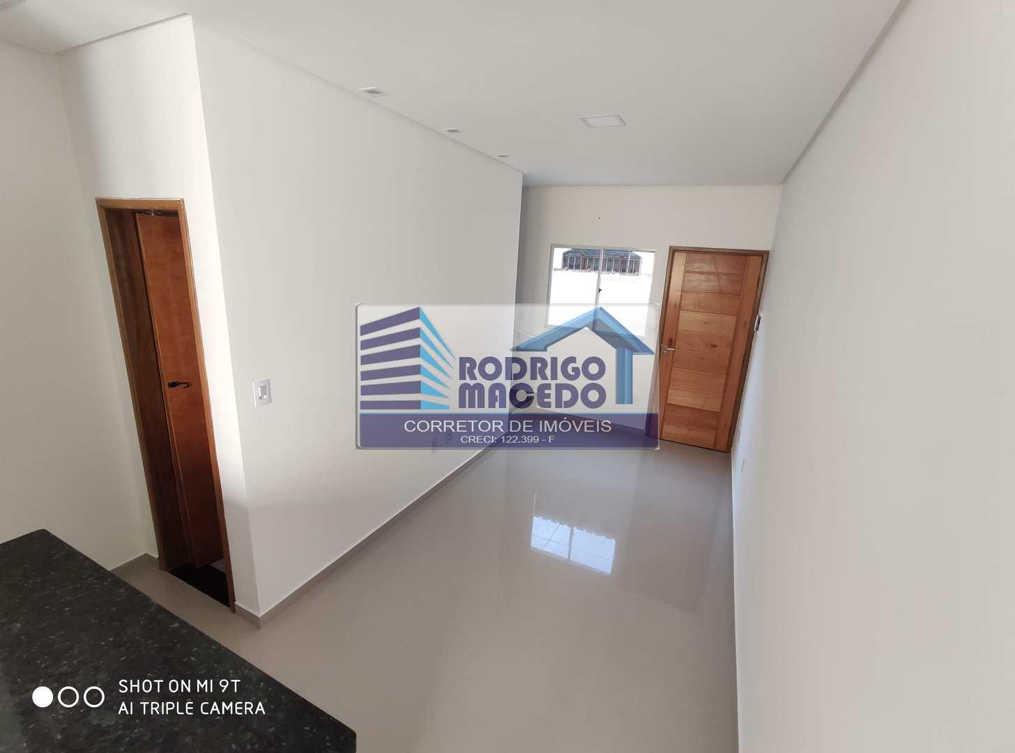 Casa de Condomínio com 2 dorms, Caiçara, Praia Grande - R$ 180 mil, Cod: 1779