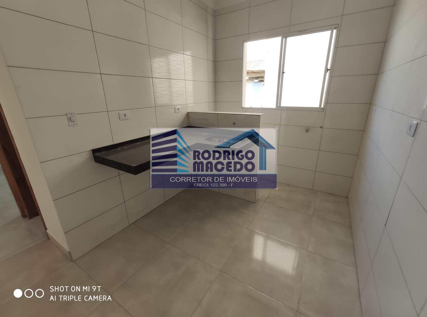 Casa Condomínio 02 dorm, Samambaia, Praia Grande - R$ 155 mil