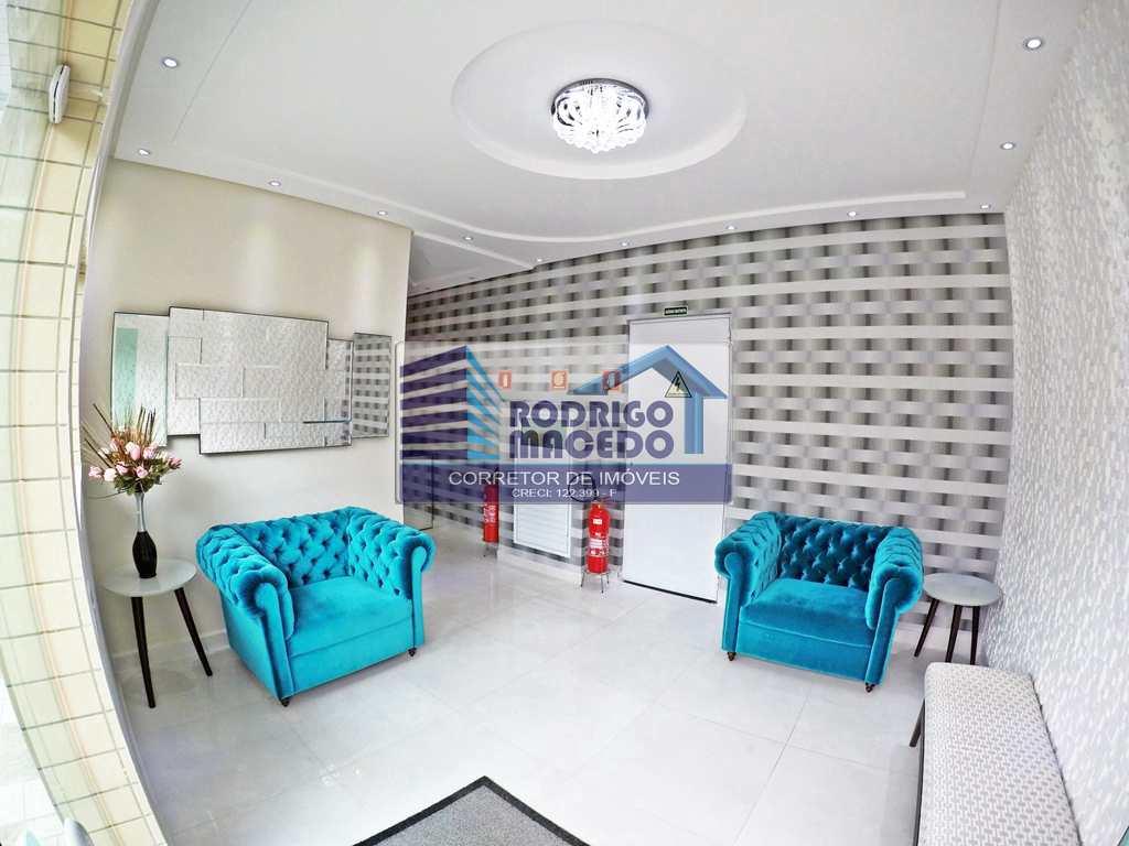 Apartamento com 1 dorm, Caiçara, Praia Grande - R$ 165 mil, Cod: 1787