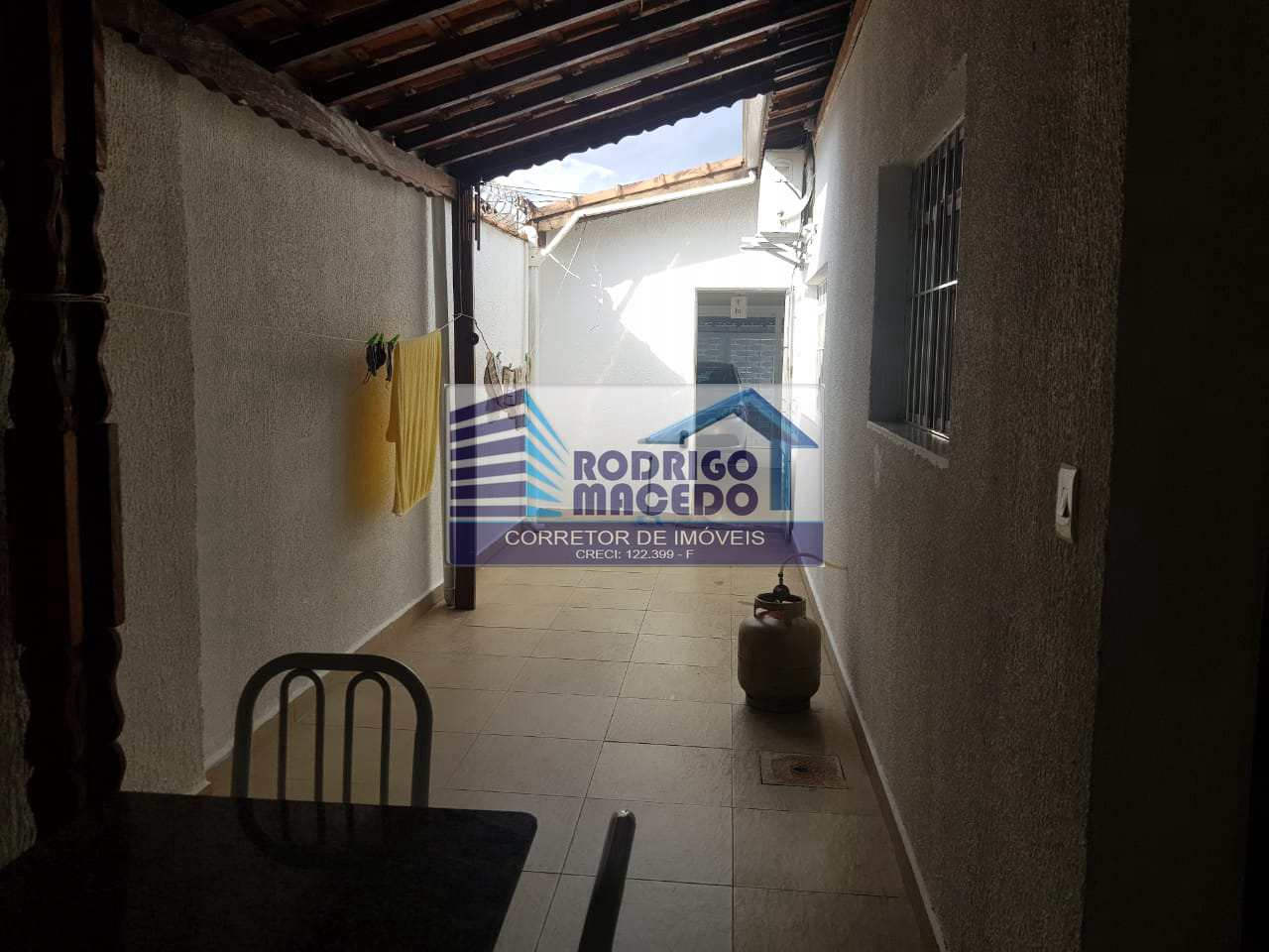 Casa com 2 dorms, Tupi, Praia Grande - R$ 380 mil, Cod: 1790