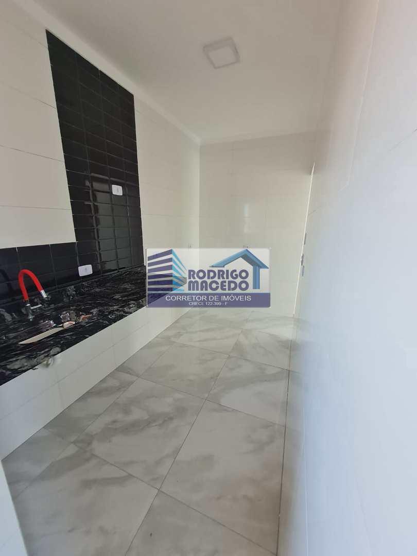 Casa de Condomínio com 2 dorms, Ocian, Praia Grande - R$ 180 mil, Cod: 1798
