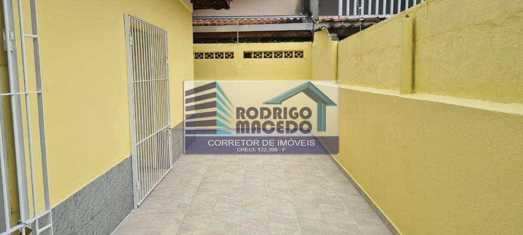 Casa com 2 dorms, Tupi, Praia Grande - R$ 275 mil, Cod: 1800