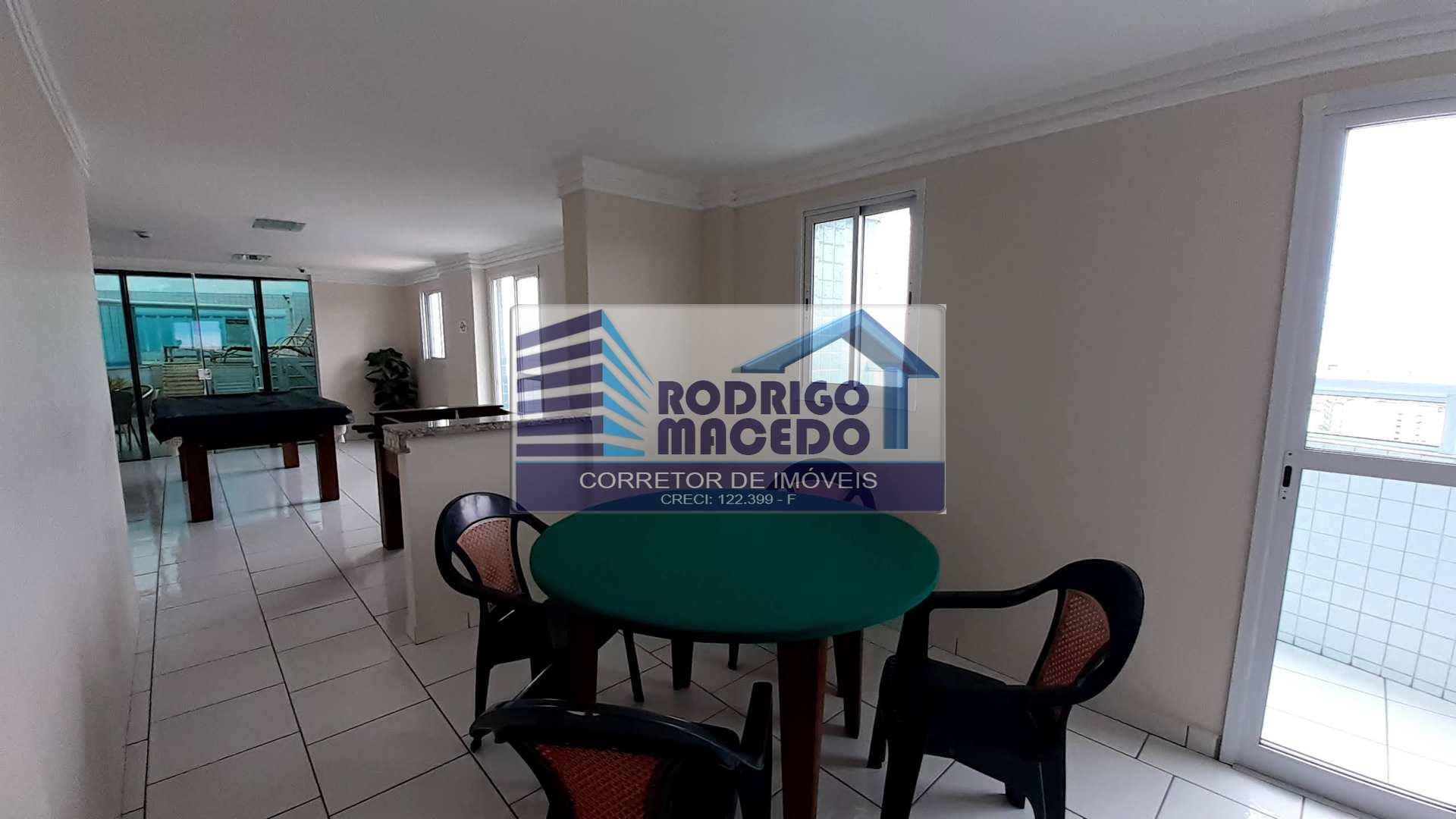 Apartamento com 2 dorms, Boqueirão, Praia Grande - R$ 295 mil, Cod: 1814