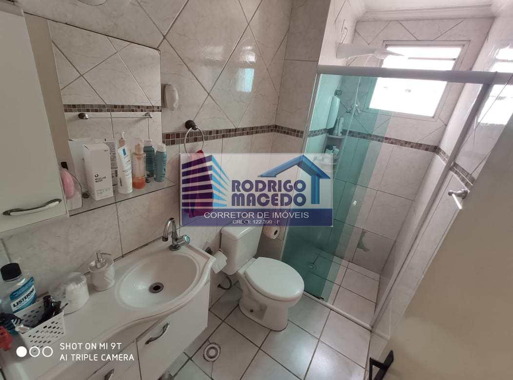 Apartamento com 2 dorms, Mirim, Praia Grande - R$ 170 mil, Cod: 1826