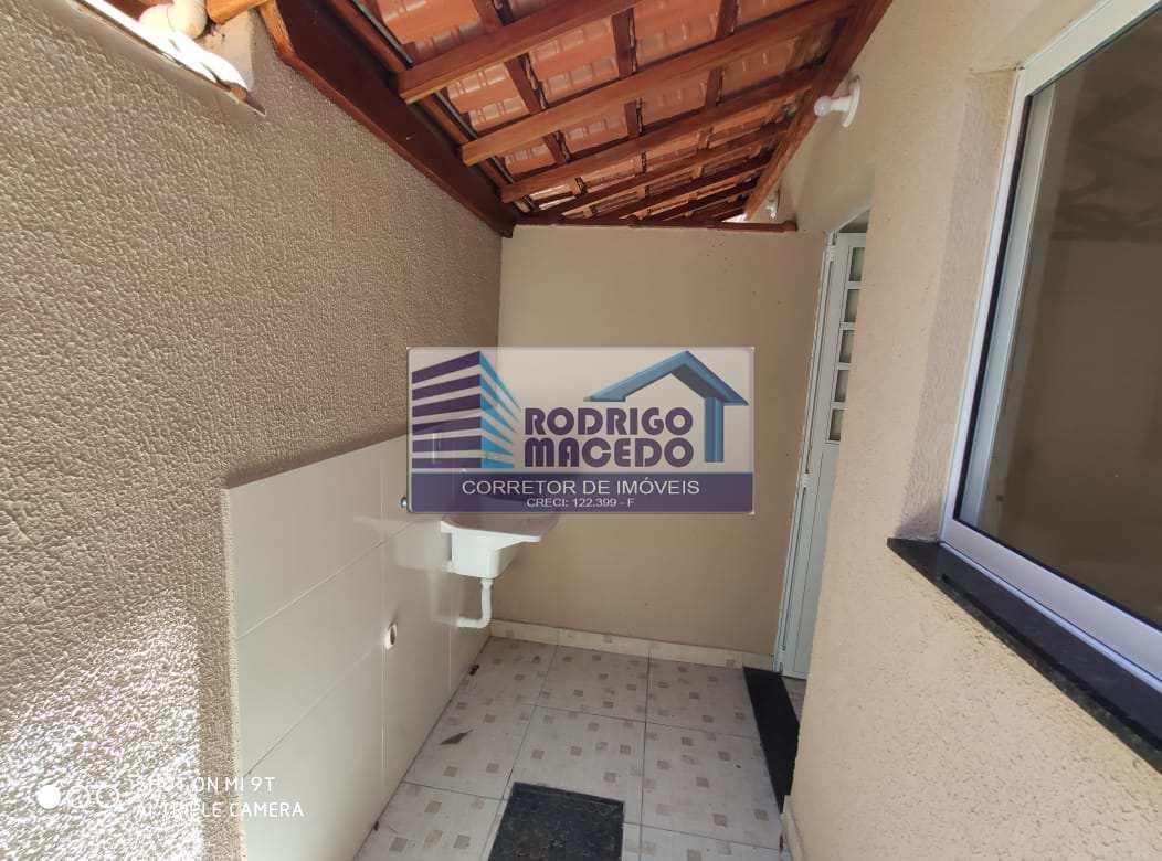 Sobrado de Condomínio com 2 dorms, Sítio do Campo, Praia Grande - R$ 220 mil, Cod: 1829