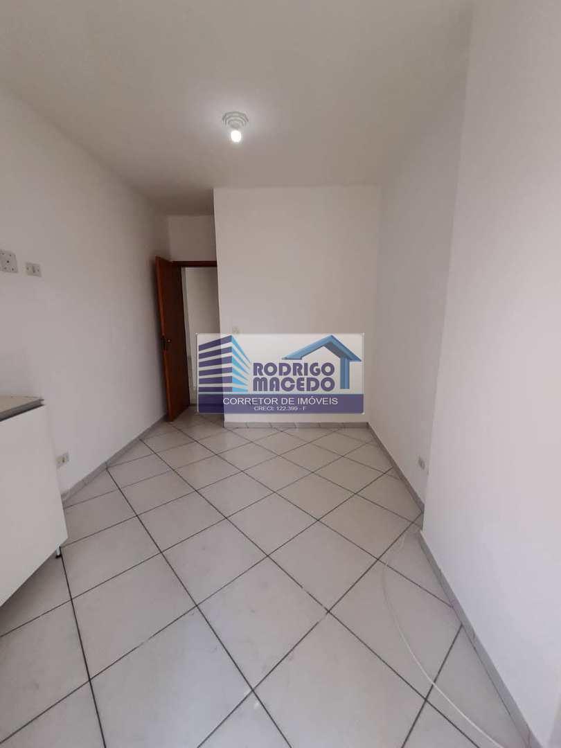 Apartamento com 3 dorms, Guilhermina, Praia Grande - R$ 430 mil, Cod: 1837